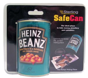 SAFE CAN BEANS