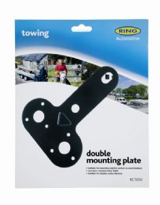 RING DOUBLE SOCKET PLATE