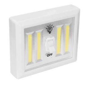 W4 LED SWITCH LIGHT DOUBLE