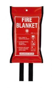 # FIRE BLANKET / PVC WALLET