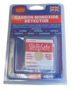 SLEEPSAFE CO DETECTOR
