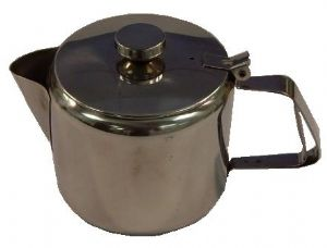 TEAPOT STEEL 32oz