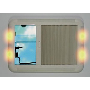 # DOMETIC HEKI 2 DELUXE ROOFLIGHT