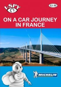 I-SPY CAR JOURNEY FRANCE