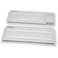 # DOMETIC A1620 VENT SYSTEM WHITE