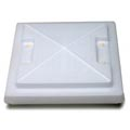 # MPK SPARE DOME 280mm SQUARE BEIGE